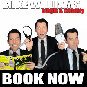 Mike Williams Magic and Comedy - Comedy Magician in Dallas, Texas