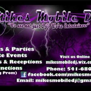 Mikes Mobile DJ - Mobile DJ / DJ in Roseburg, Oregon