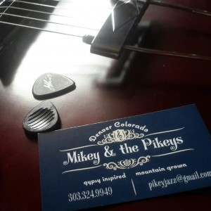 Mikey & The Pikeys - Jazz Band in Denver, Colorado