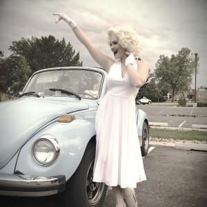 Mile High Marilyn - Marilyn Monroe Impersonator / Impersonator in Denver, Colorado