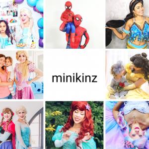 Minikinz Entertainment Inc. - Princess Party / Children's Party Entertainment in Toronto, Ontario