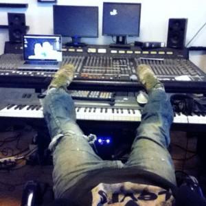 Minimal Recording Studio