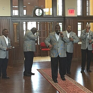 Minister R.L.Taylor and The Sons of The Father - Gospel Music Group in Arlington, Texas