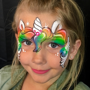Mirage Entertainment Face Painting - Face Painter / Body Painter in Temecula, California