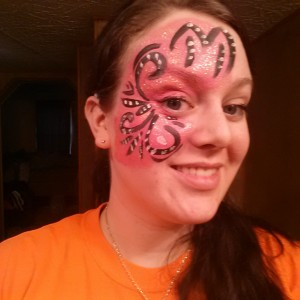 Misha May - Face Painter in Sublette, Kansas