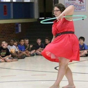Missy Cooke - Lansing Hoops - Hoop Dancer / Fire Eater in Lansing, Michigan