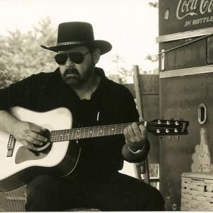 MistaBluesman - Guitarist in Paris, Texas