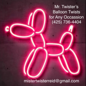 Mister Twister - Balloon Twister in Windsor, Colorado