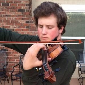 Mitchell Reilly - Violinist in Overland Park, Kansas
