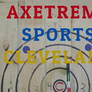 Mobile Axe Throwing - Sports Exhibition in Cleveland, Ohio