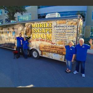 Mobile Escape Room Texas - Mobile Game Activities in San Antonio, Texas