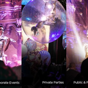 Modern Gypsies Productions - Circus Entertainment in New York City, New York