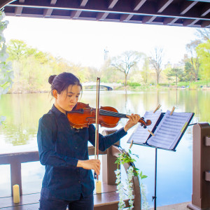 Molly Turner - Violinist in Manhattan, New York