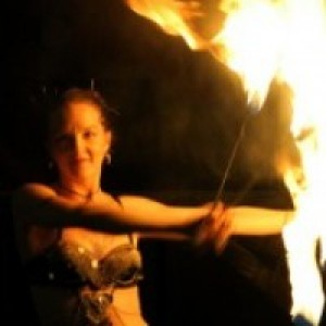 Molly Wyldfyre - Fire Dancer / Belly Dancer in Indianapolis, Indiana