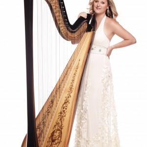 Monika Vasey, harpist - Harpist in Arlington, Virginia