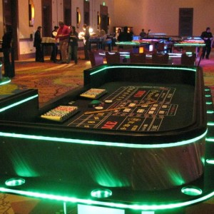 Monte Carlo Productions - Casino Party Rentals / Party Decor in New Orleans, Louisiana