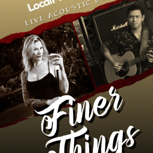 The Finer Things (Band) - Party Band in Torrance, California