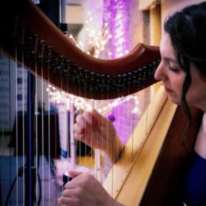Morningside Music, Harpist Sohayla Smith - Harpist in Shelburne, Ontario