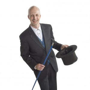 Mr. Dave Thomen of D's Magic - Magician in Hampstead, Maryland