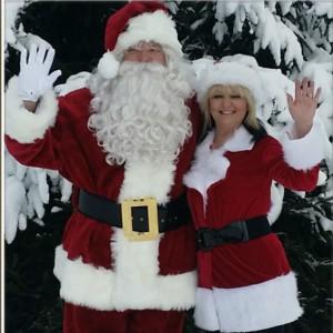 Mr. & Mrs. Claus - Santa Claus in Nashville, Tennessee