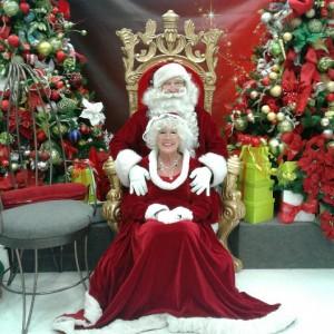 Mr. & Mrs. Santa Claus - Santa Claus in Santee, California
