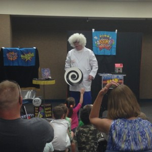 Mr. Ray -Family Entertainer - Magician in West Union, South Carolina