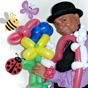 """Mr Vega """"The Balloon guy"""" - Balloon Twister in New Haven, Connecticut"""