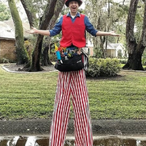MrB Entertainment - Stilt Walker / Balloon Twister in Longwood, Florida