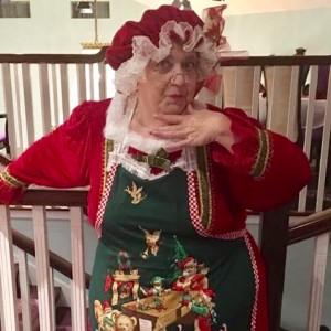 Mrs Santa Claus - Mrs. Claus / Voice Actor in Windham, Connecticut