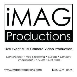 Multi-Cam Video, Live Streaming & iMAG - Video Services / Videographer in Fremont, California