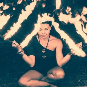 Bekieu - Fire Performer / Street Performer in Los Angeles, California