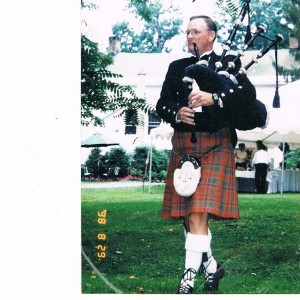 Bill Munro, Munro Family Bagpipes - Bagpiper / Celtic Music in Schenectady, New York