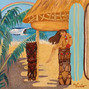 Murals, Background, Artistic Scenery - Arts & Crafts Party in San Diego, California