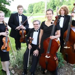 Murphy and Foland Wedding Music - Chamber Orchestra in Lafayette, Indiana