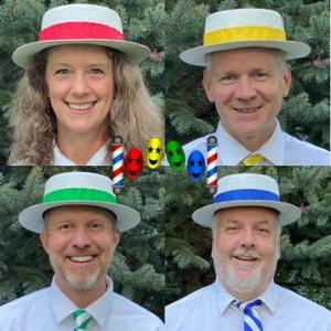 Music Men & Jen - Barbershop Quartet in Columbus, Ohio