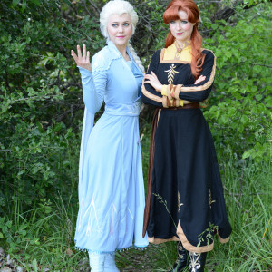 """""""My Once Upon a Time"""" Character Entertainment - Princess Party in Napa, California"""