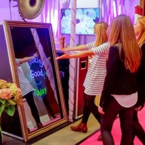 Mystery Mirror Photobooth Rental - Photo Booths in Brooklyn, New York