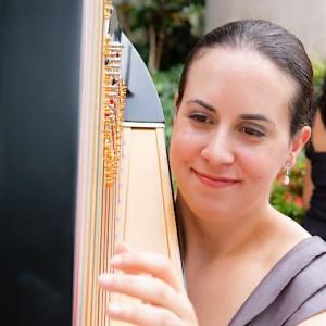 Nadia Pessoa, Harpist - Harpist / Classical Duo in Washington, District Of Columbia