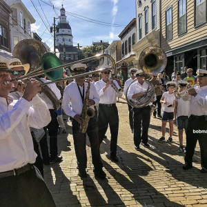 Naptown Brass Band - New Orleans Style Entertainment in Annapolis, Maryland