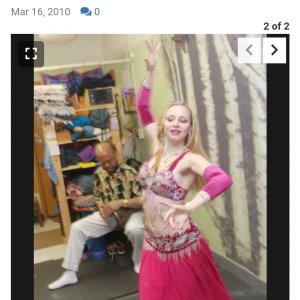 Nasheeta the Bellydancer - Belly Dancer in Roseville, Minnesota
