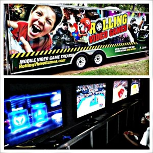 Nashville's Top Video Game Truck - Mobile Game Activities in Nashville, Tennessee
