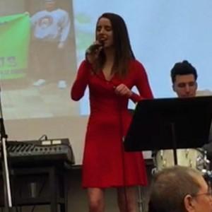 Natalie Brady - Jazz Singer in Cincinnati, Ohio