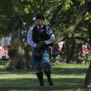 Nathan Wilds Bagpiper - Bagpiper / Celtic Music in Wooster, Ohio