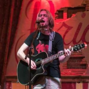 Nathun Finkhouse  - Singing Guitarist in Vancouver, Washington