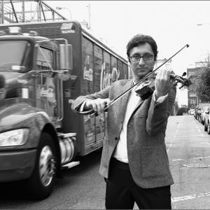 Navid Kandelousi Violin - Violinist in New York City, New York