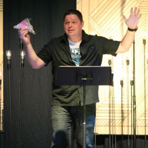 NCN Ministries- the Racing Evangelist
