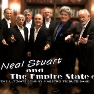 Neal Stuart and The Empire State - Oldies Tribute Show in Farmingville, New York