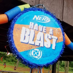 Nerfday Parties and Events - Mobile Game Activities in Chesapeake, Virginia