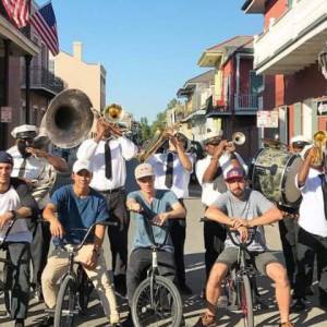 New Creations Brass Band - Brass Band / Blues Band in New Orleans, Louisiana