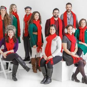 New York Holiday Choristers - Christmas Carolers in New York City, New York